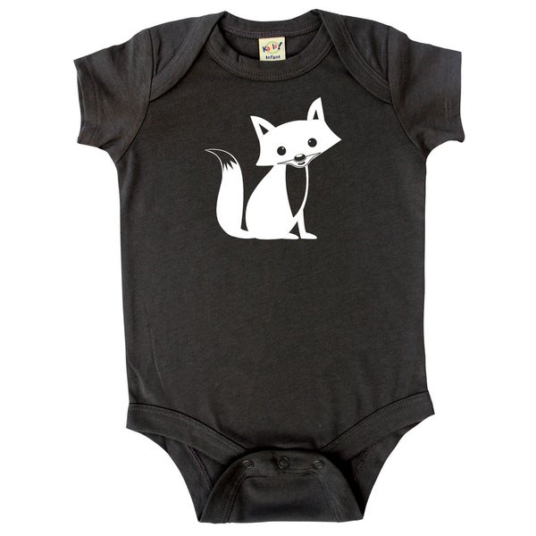 Rocket Bug Fox Baby Bodysuit