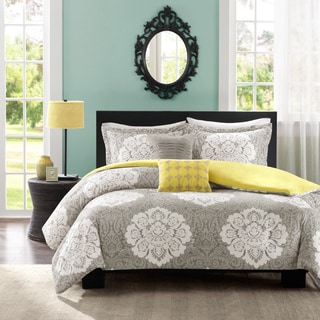 Intelligent Design Ciara 5-piece Duvet Cover Set