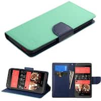 Insten Leather Case Cover with Stand/ Wallet Flap Pouch For HTC Desire 626/ 626s