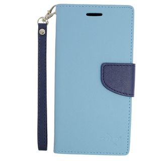 Insten Leather Case Cover Lanyard with Stand For Samsung Galaxy S6 Edge Plus