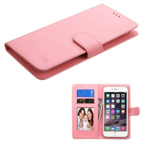 Insten Leather Case Cover For Apple iPhone 6 Plus/ 6s Plus LG G Pro 2 Lite/ G Pro Lite/ G2/ G3 Samsung Galaxy Note 2/ 3/ 4/ Edge