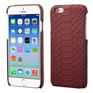 Insten Leather Snake Skin Case Cover For Apple iPhone 6/6s