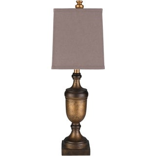 Transitional Vegas Table Lamp with Gold Finish