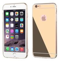 Insten Clear TPU Rubber Candy Skin Case Cover For Apple iPhone 6 Plus/6s Plus