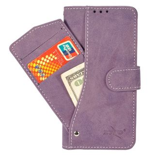 Insten Leather Case Cover with Wallet Flap Pouch For Samsung Galaxy Grand Prime