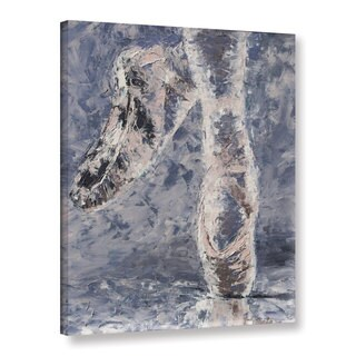 Leslie Saeta's Ballet Slippers, Gallery Wrapped Canvas