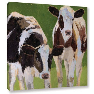 Leslie Saeta's Friends, Gallery Wrapped Canvas