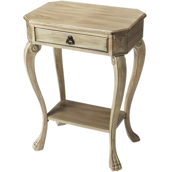Handmade Butler Petite Driftwood Console Table (China). Opens flyout.