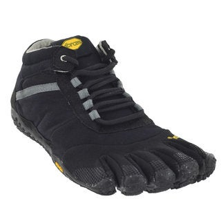 Vibram Men's Black Fivefingers Trek Ascent Insulated Shoes