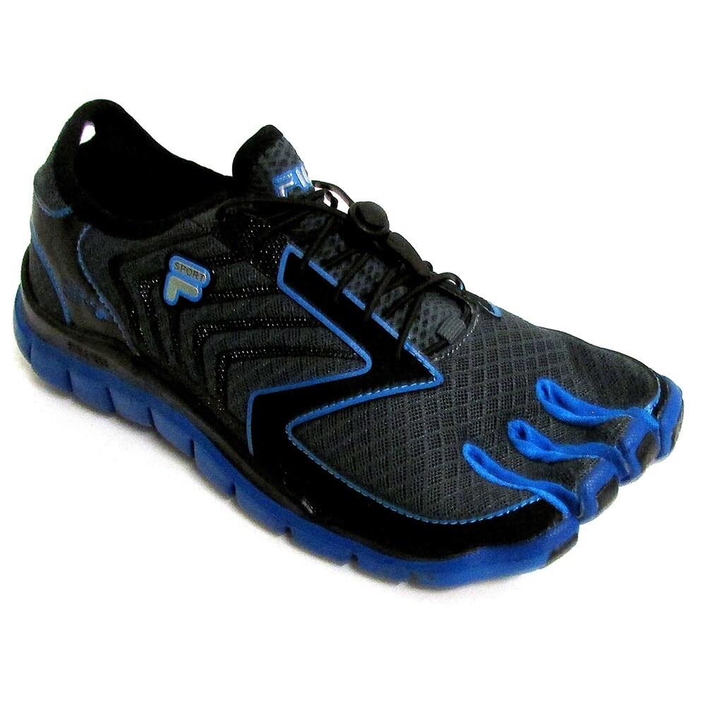 Fila Men's Skele-Toes Leap Shoe (Size