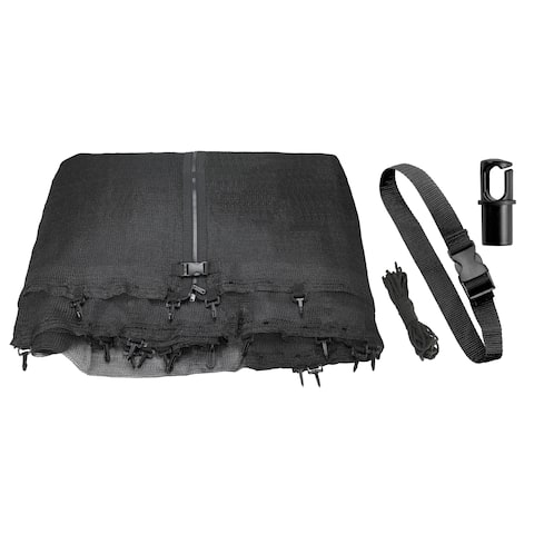 Upper Bounce Round Trampoline Replacement Enclosure Net