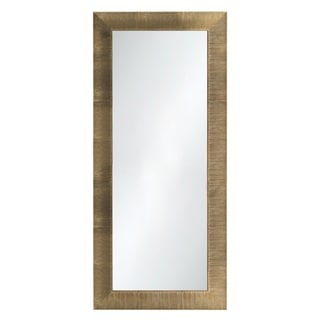 Selections by Chaumont Waterford Champagne Floor Length Mirror