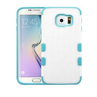 Insten Tuff Merge Hard Snap-on Rubberized Matte Case Cover For Samsung Galaxy S6 Edge