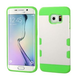 Insten Hard Snap-on Case Cover For Samsung Galaxy S6 Edge