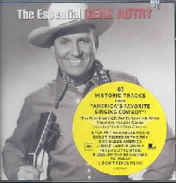 Gene Autry - The Essential Gene Autry