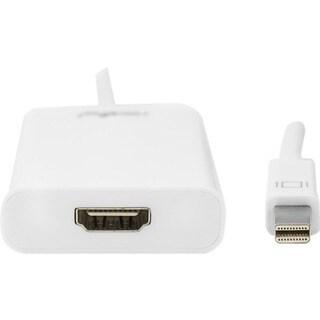 Rocstor Mini DisplayPort/HDMI Audio/Video Adapter - Cable Length: 5.9
