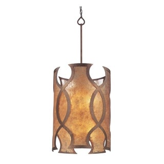 Troy Lighting Mandarin 4+4-light Entry Pendant