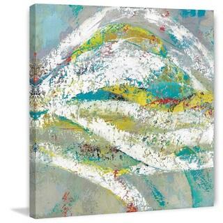 Marmont Hill Julie Joy 'Origins' Painting Print on Canvas