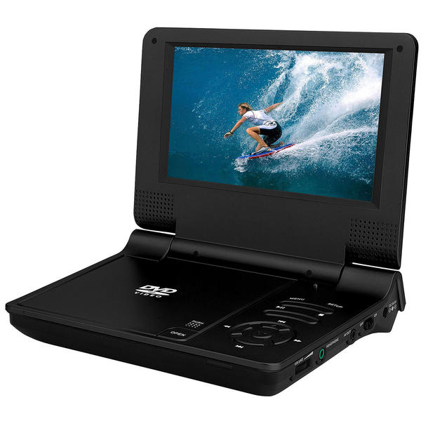 Shop Sylvania 7 Inch Portable Dvd Player Refurbished