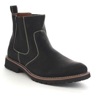 FERRO ALDO MFA-506020 Men's Comfort Chelsea Slip On Desert Ankle Boots