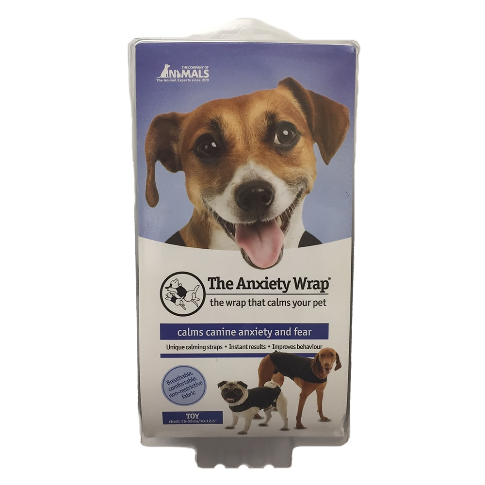 The Company of Animals Anxiety Wraps for Dogs and Cats (X...