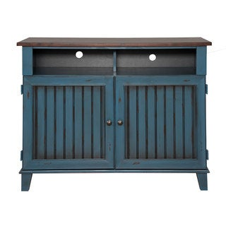 Easley Blue 42-inch Bathroom Console