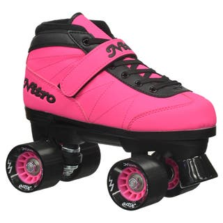 Epic Nitro Turbo Pink Quad Speed Roller Skates|https://ak1.ostkcdn.com/images/products/10938882/P17967117.jpg?impolicy=medium