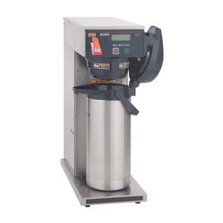 BUNN AXIOM-DV-APS Dual Voltage Airpot Commercial Coffee Brewer with LCD