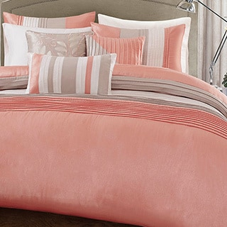 Madison Park Olympia 6-piece Duvet Cover Set