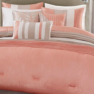 Palm Canyon Carmel 7-piece Comforter Set (3 options available)
