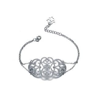 Collette Z Sterling Silver Filigree Bracelet