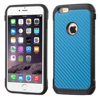 Insten Hard PC/ Silicone Dual Layer Hybrid Rubberized Matte Case Cover For Apple iPhone 6 Plus/ 6s Plus