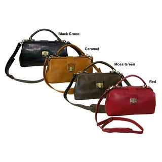 Link to Amerileather Hillary Classic Women's Shoulder Handbag Similar Items in Shop By Style