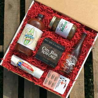 Veggie Wagon Sunday Funday Gift Box