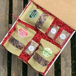 Veggie Wagon Granola Gift Box