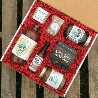 Veggie Wagon Taste of Pleasure Island Gift Box #2