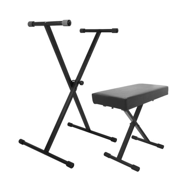 Keyboard stand and bench pack free shipping today 17967984 Keyboard stand and bench