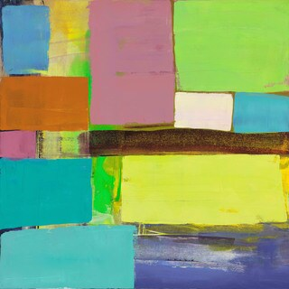 Marmont Hill - New Harmony II by Julie Joy Painting Print on Canvas