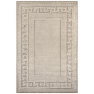 Safavieh One of a Kind Collection Hand-Knotted Tibetan Wool Rug (6' x 9') - 6' x 9'