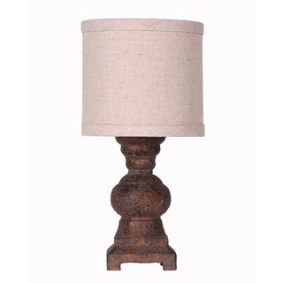Bombay Sprague Chocolate Antiquated Accent Lamp