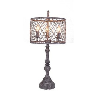 Somette Perris Candelabrum Table Lamp
