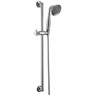 Dawn® Multifunction Handshower with slide bar, Chrome