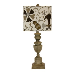 Somette Welch Gold Table Lamp