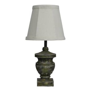 Somette Genoa Green Vase Accent Lamp