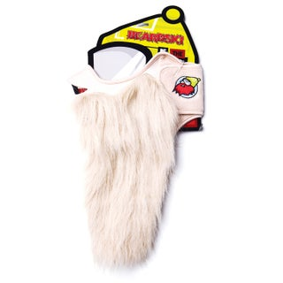 Beardski's Bearded Ski Mask (Option: Yellow)
