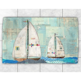 Sailing the Seas Accent Rug (2' x 3')