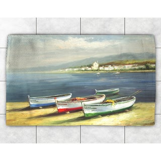 Three Boats Accent Rug (2' x 3')