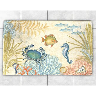 Sea Creatures Accent Rug - 2' x 3'