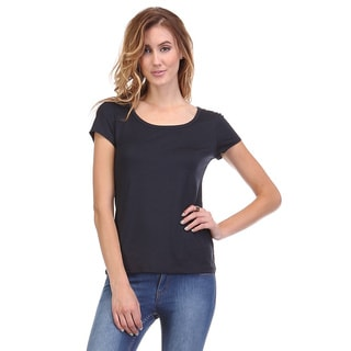 Spicy Mix Women's Hazel Scoop Neck Knit Top