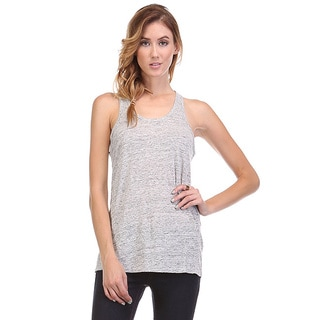 Spicy Mix Women's Addison Racerback Linen Tank